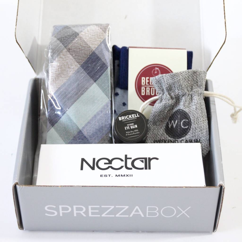 SprezzaBox March 2016 4