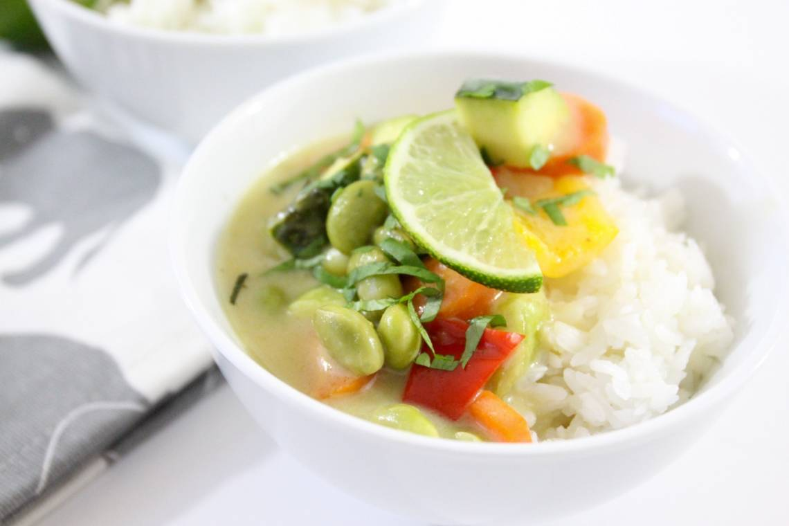 Green Curry - Hamptons Lane 7