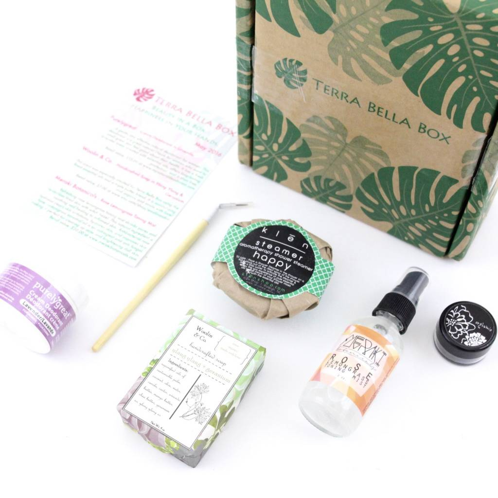 Terra Bella Box Review May 2016-6