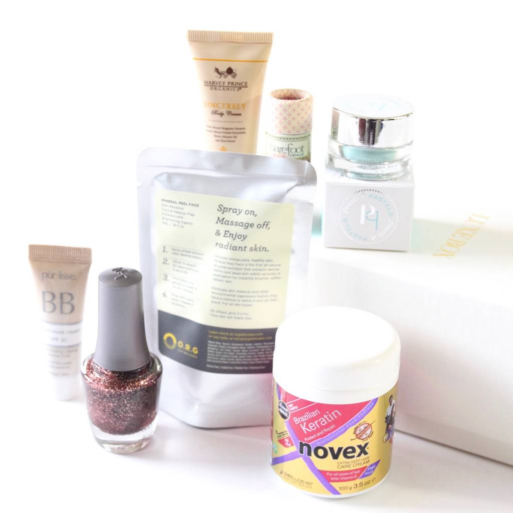 Luxe Box Review Summer 2016 5