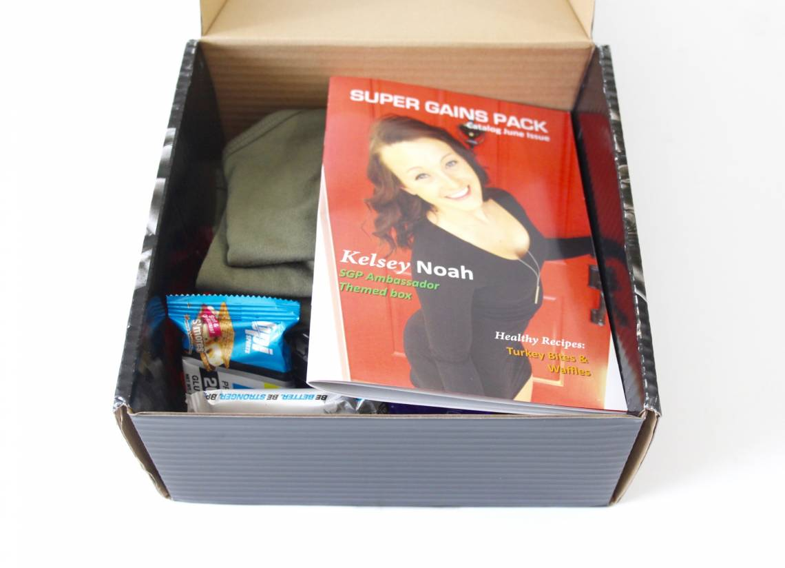Super Gains Pack Review June 2016 2