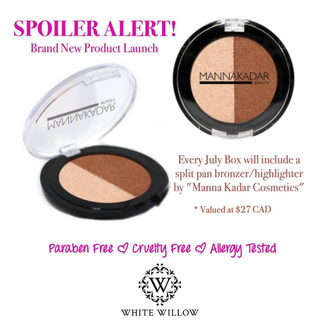White Willow Box July Spoiler 2016