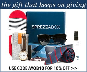 SprezzaBox 15% Off Sale