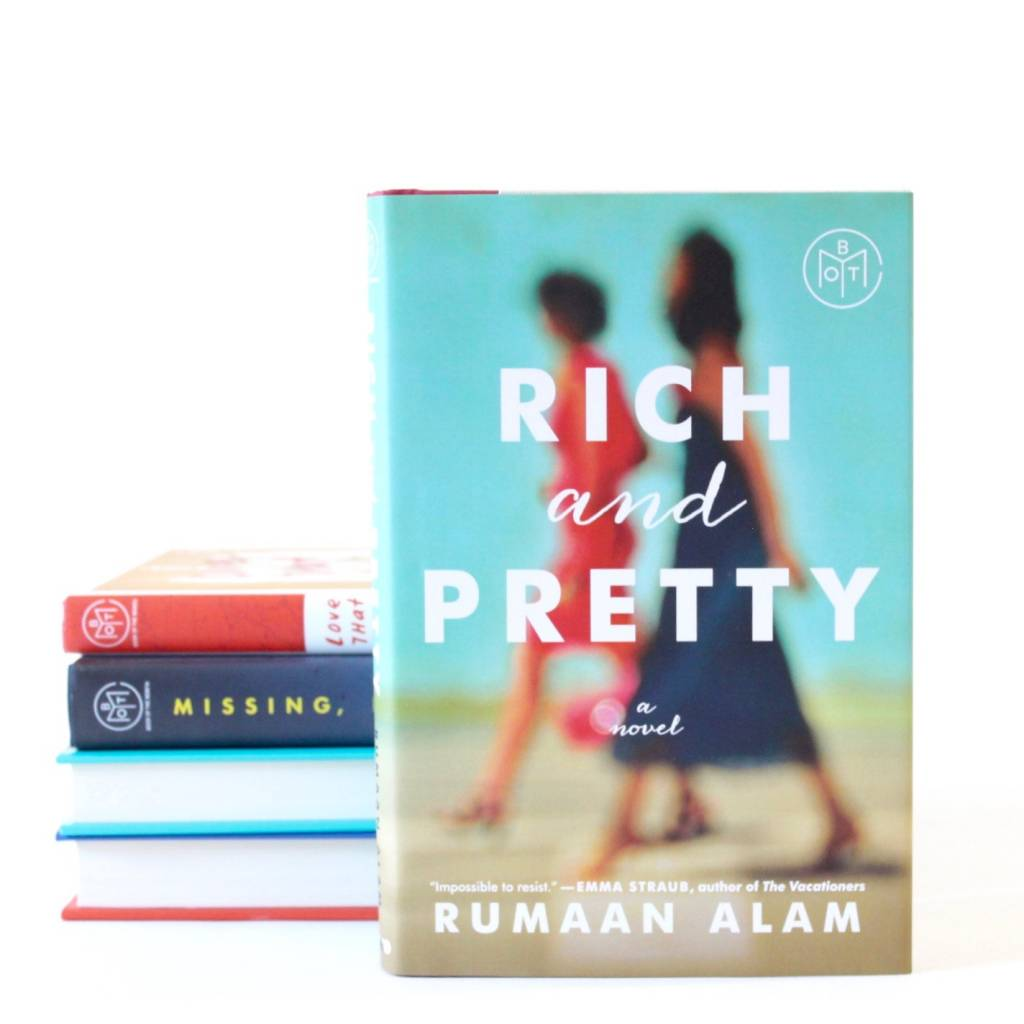 July Book of the Month Selections 7