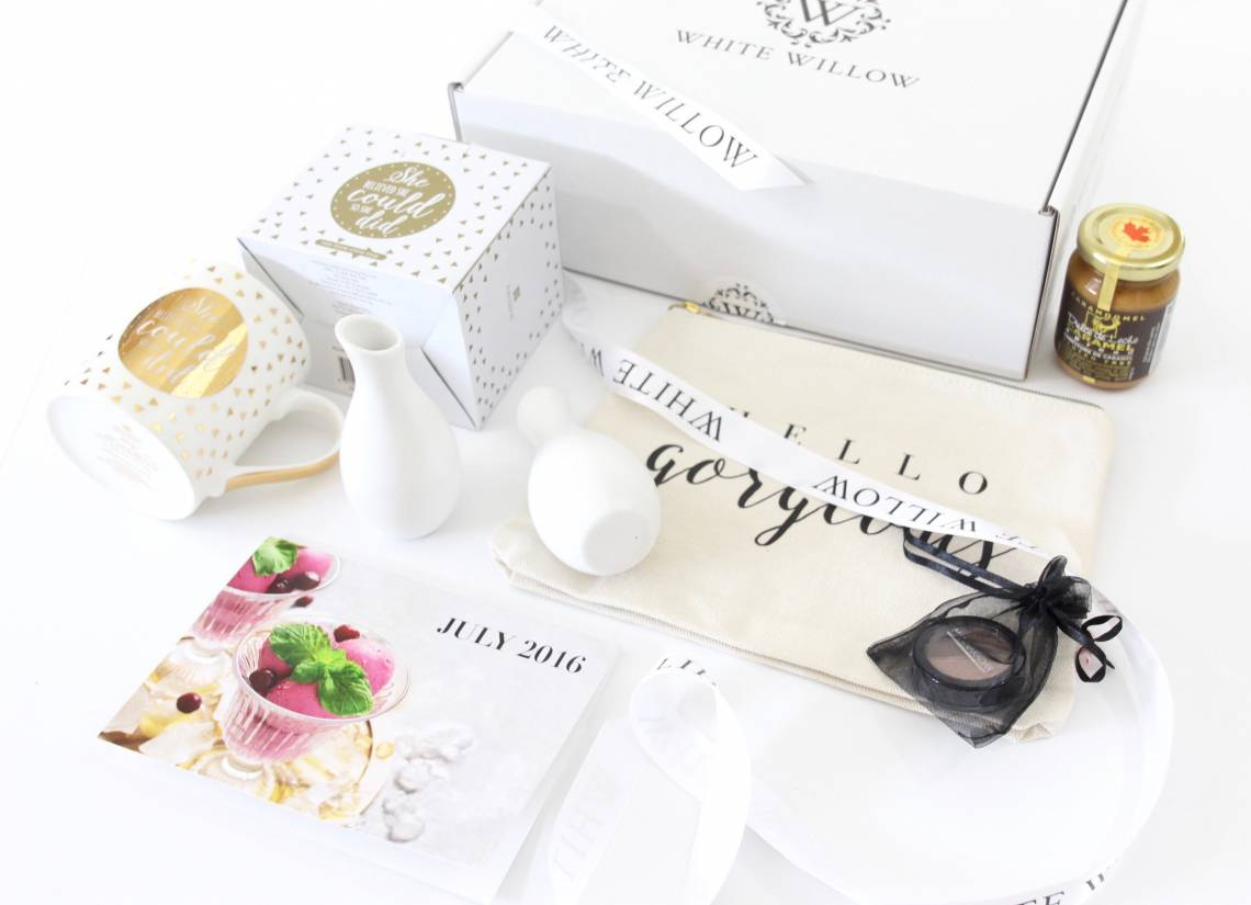 White Willow Box Review July 2016 7
