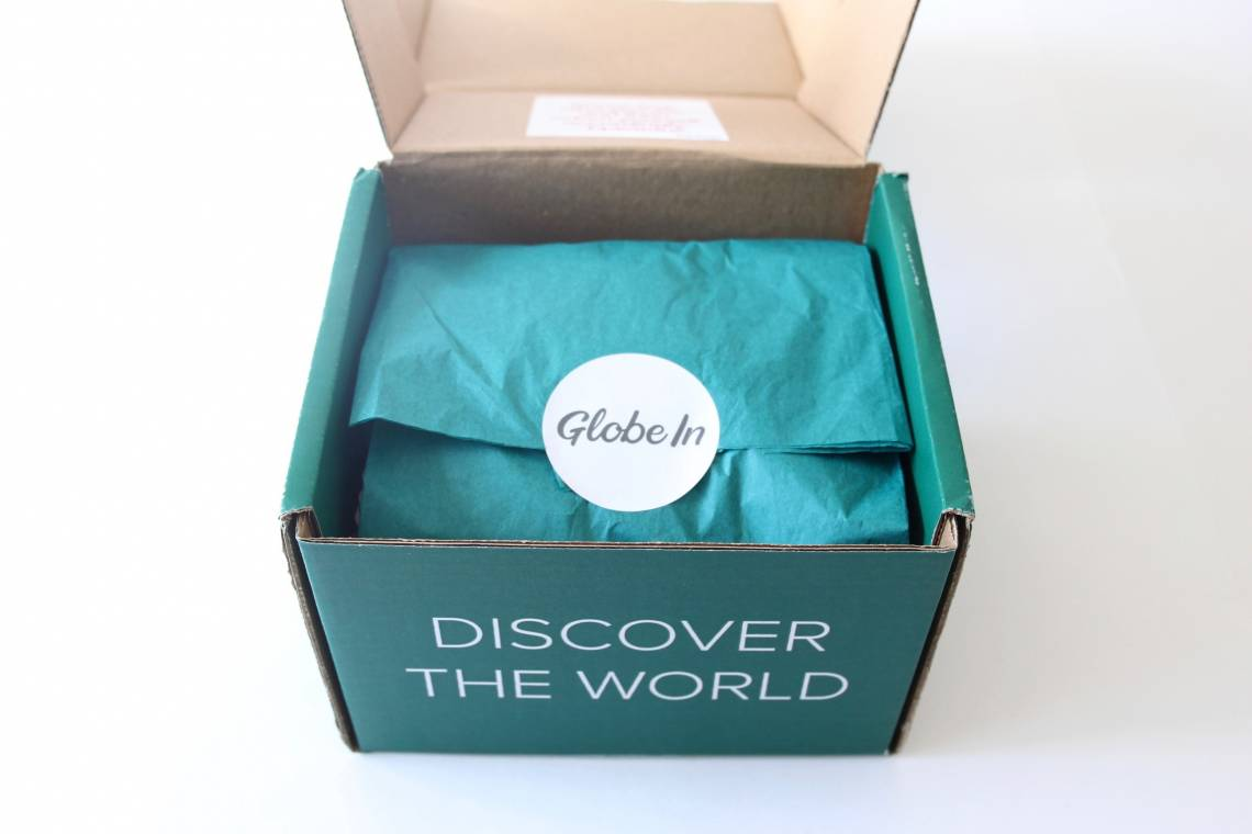 GlobeIn Artisan Box Review August 2016 2