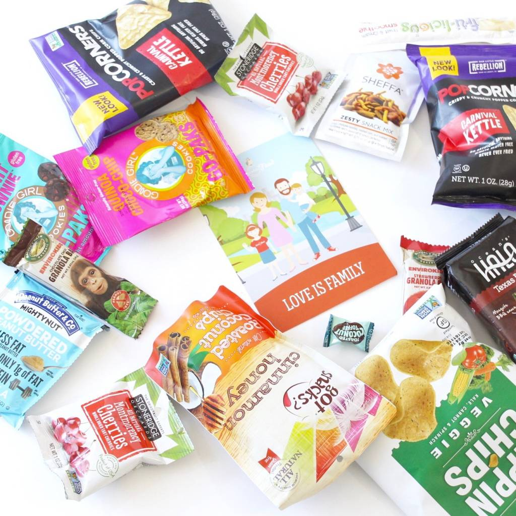 Love Woth Food Deluxe Box Review August 2016 4
