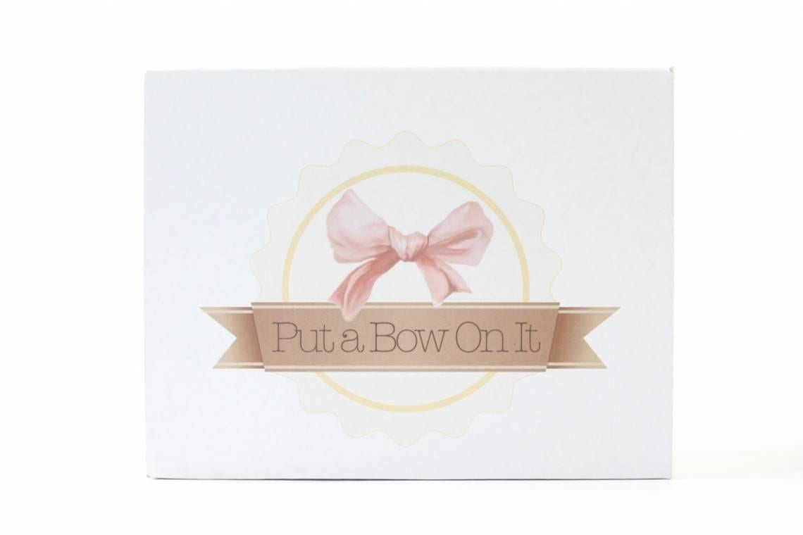 Put A Bow On It Review August 2016 2