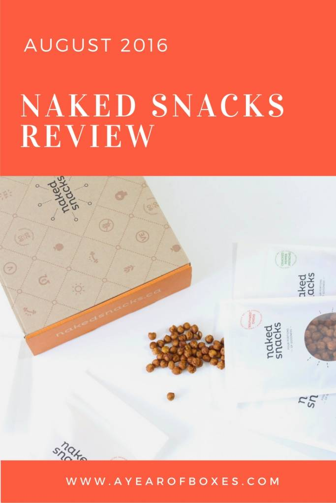 Naked Snacks Review