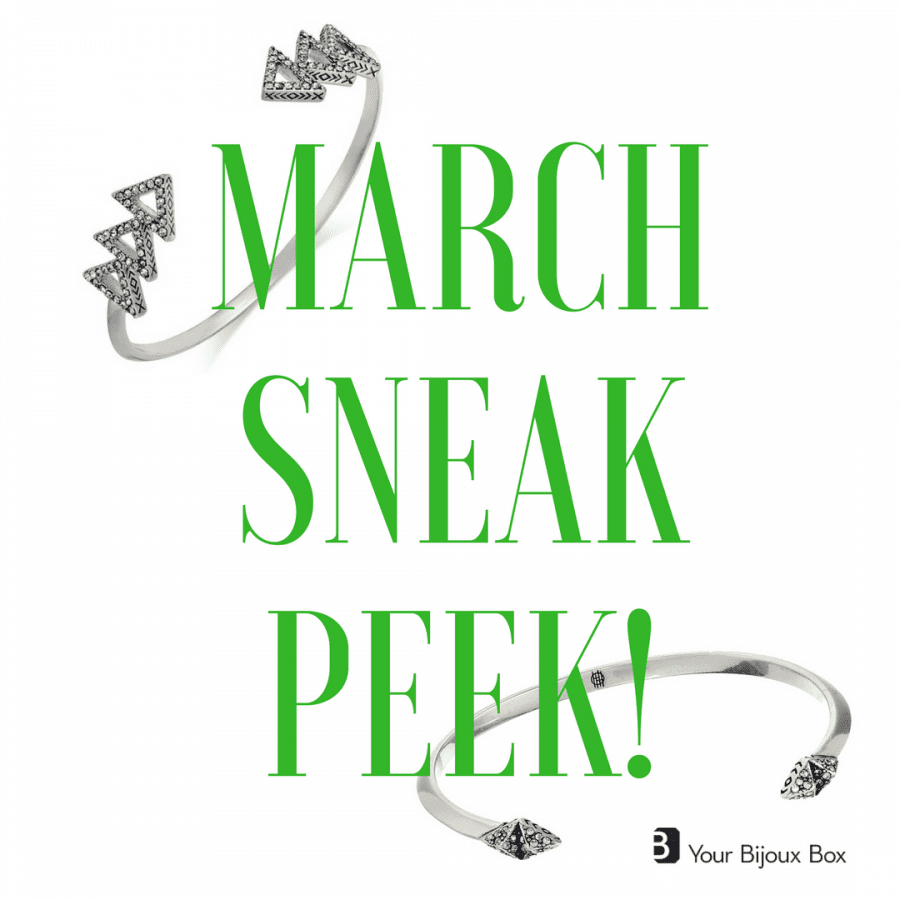 A Year Of Boxes Your Bijoux Box Spoiler March 2017 A